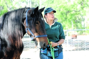 Jane Myers- Photo courtesy of equineculture.com.au