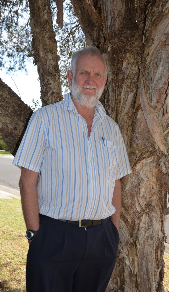 Geoff McFarlane, a volunteer from  BCN, was inducted into the Corangamire Landcare Honour Role.