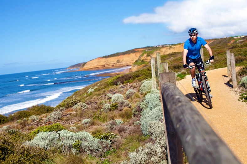 Bike riding is fun and family friendly and its a great way to see our scenic coastline.