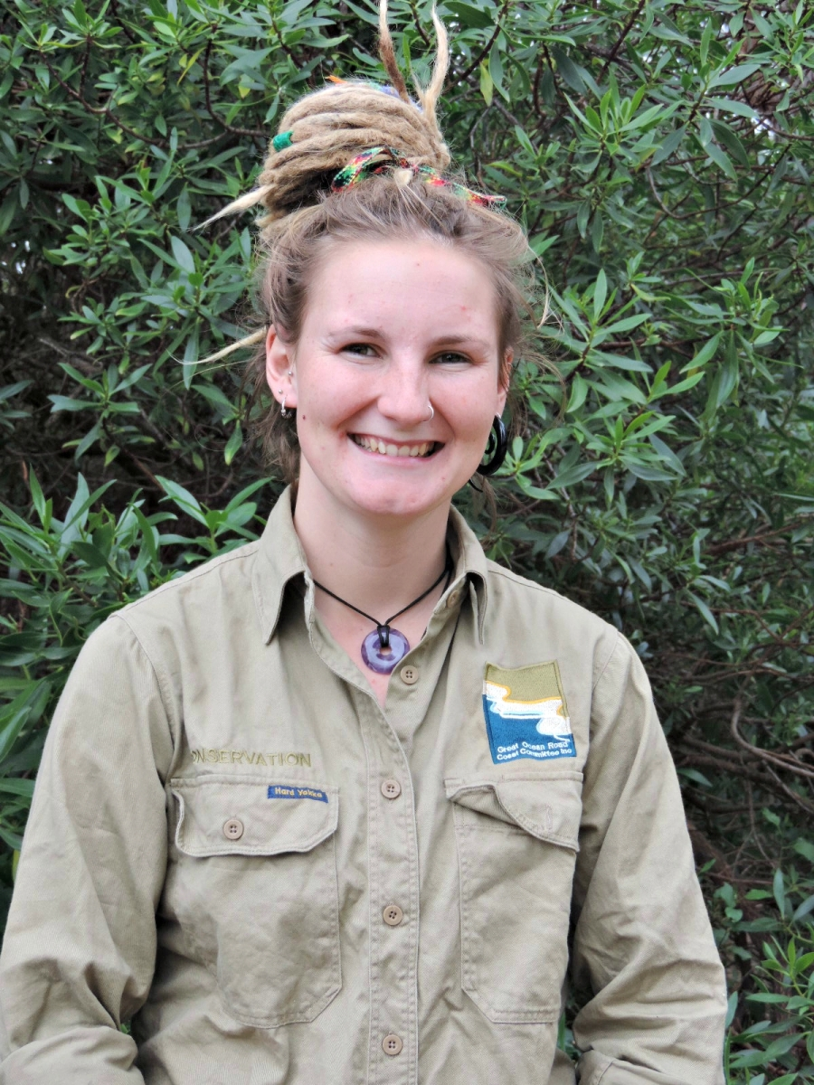 Meet Rachael: GORCC's new conservation team member