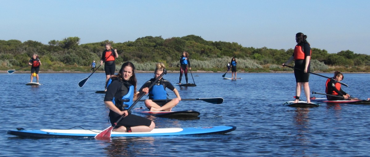 Water View for Student Conservationists