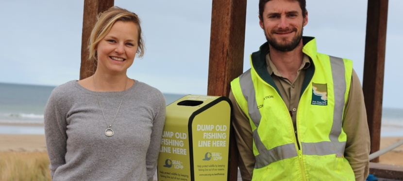 Fishing waste threat to coast andpets