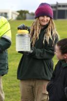 GORCC Conservation Worker Rachael Beecham