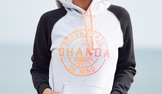 Spotlight on Ghanda: Donating hoodies for hoodies