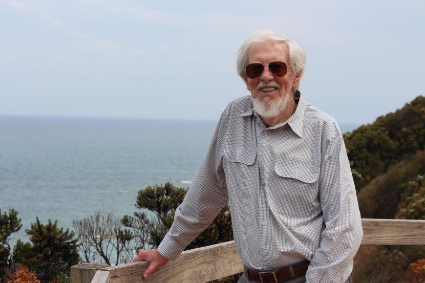Volunteer profile: DennisLeavesley