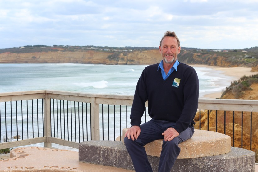 Decades of work celebrated as Coastal Reserves Manager retires