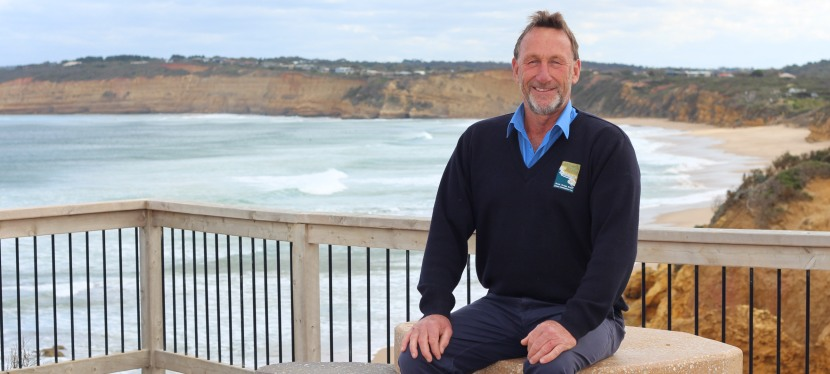 Decades of work celebrated as Coastal Reserves Managerretires