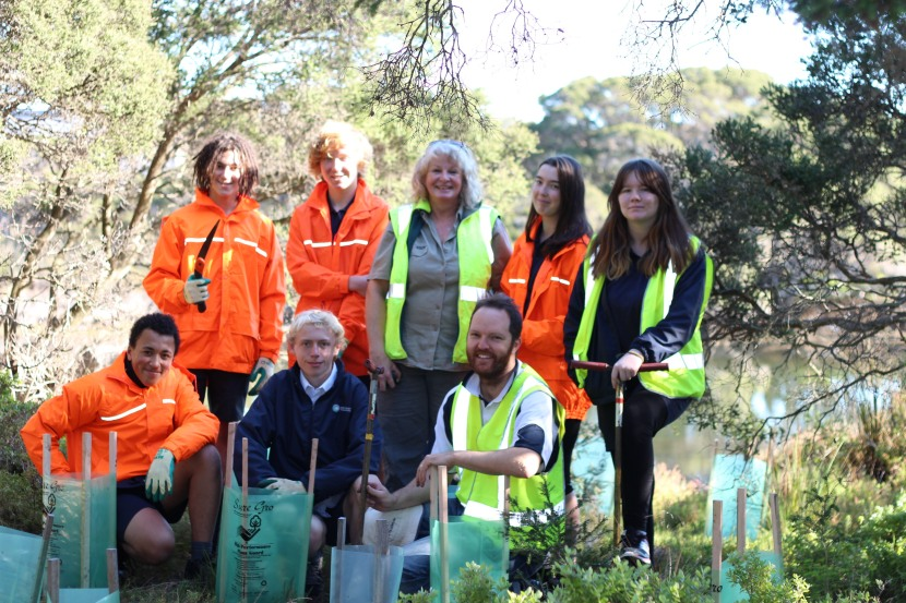 Coast Guardians prepare for World Environment Day