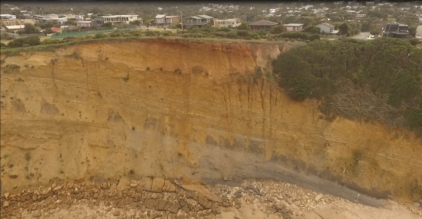 Cliffs – Be aware and take care