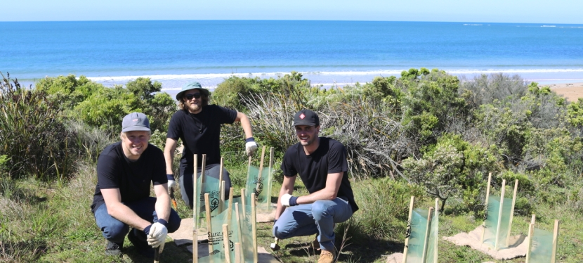 Rip Curl takes to thecoast