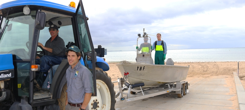 Time to have your say in beach access ramp usage