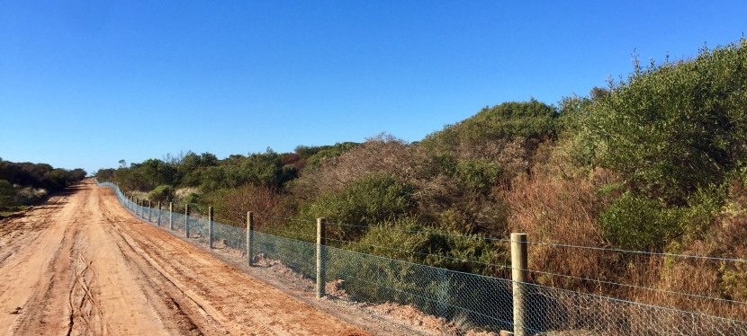 Fence a win for environmental and cultural heritageconservation